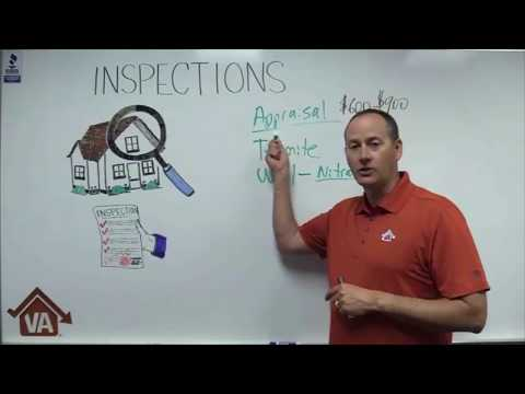 Why Inspections Are Needed With A VA Loan