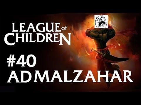 League Of Children #40 - AD MALZAHAR