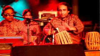 Ulsan World Music Festival: Pakistani Group 3 tabla solo