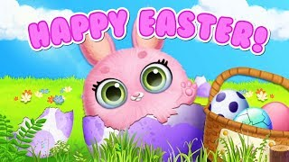Happy Easter from Smolsies! Greetings from Cute Pet Collectibles | TutoTOONS Cartoons & Kids Games