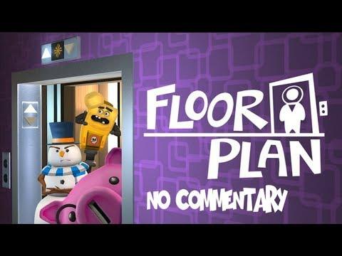 Floor Plan: Hands-On Edition Walkthrough [No Commentary]