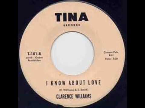 Clarence Williams - I Know About Love.