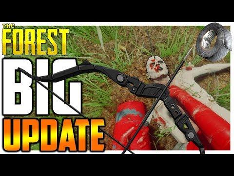 The Forest   BIG UPDATE   v0.71