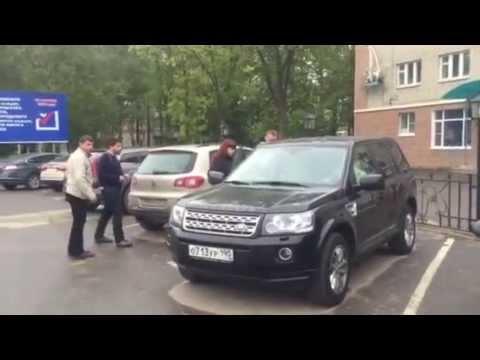 Дорогой автомобиль Навального Волгореченск