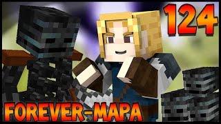 AS TRÊS CABEÇAS!! - Forever Mapa #124 - Minecraft 1.8