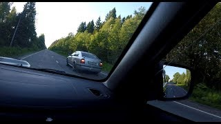 Subaru Forester 2.0T AT vs Skoda Octavia 1.8Trs manual 180hp
