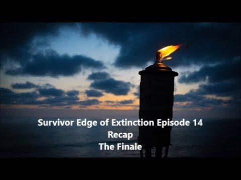 Survivor Edge of Extinction Episode 14 Recap The Finale