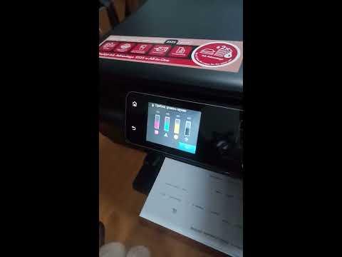Лекция из мастерской: Прочистка помпы на принтере HP 5525, 3625 и т.д. (1 часть)