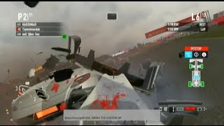 Safety Car Explodes My Car - Codemasters F1 Game
