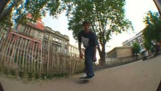 Jan Schuster London skateboarding 2010