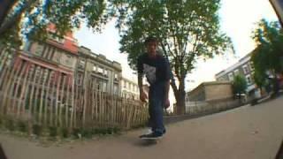 Jan Schuster London skateboarding 2010