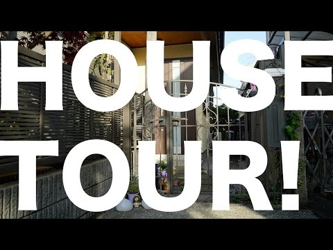 Japanese House Tour!