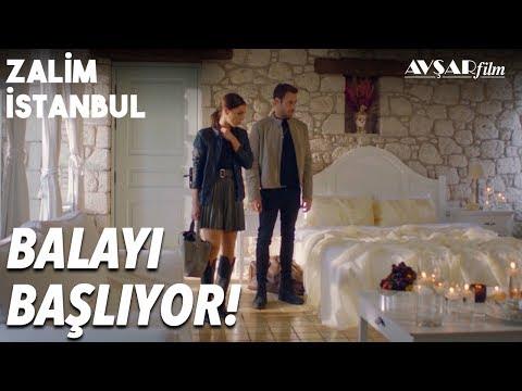 Balayı Başlıyor💑 Birlikte Mi Yatacağız? | Zalim İstanbul 22. Bölüm