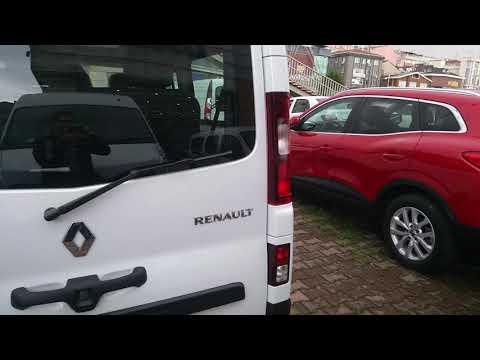 Renault Trafic 2019 9+1