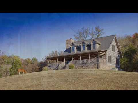 StoneMill Log & Timber Homes - A Modified Belmont Log Home