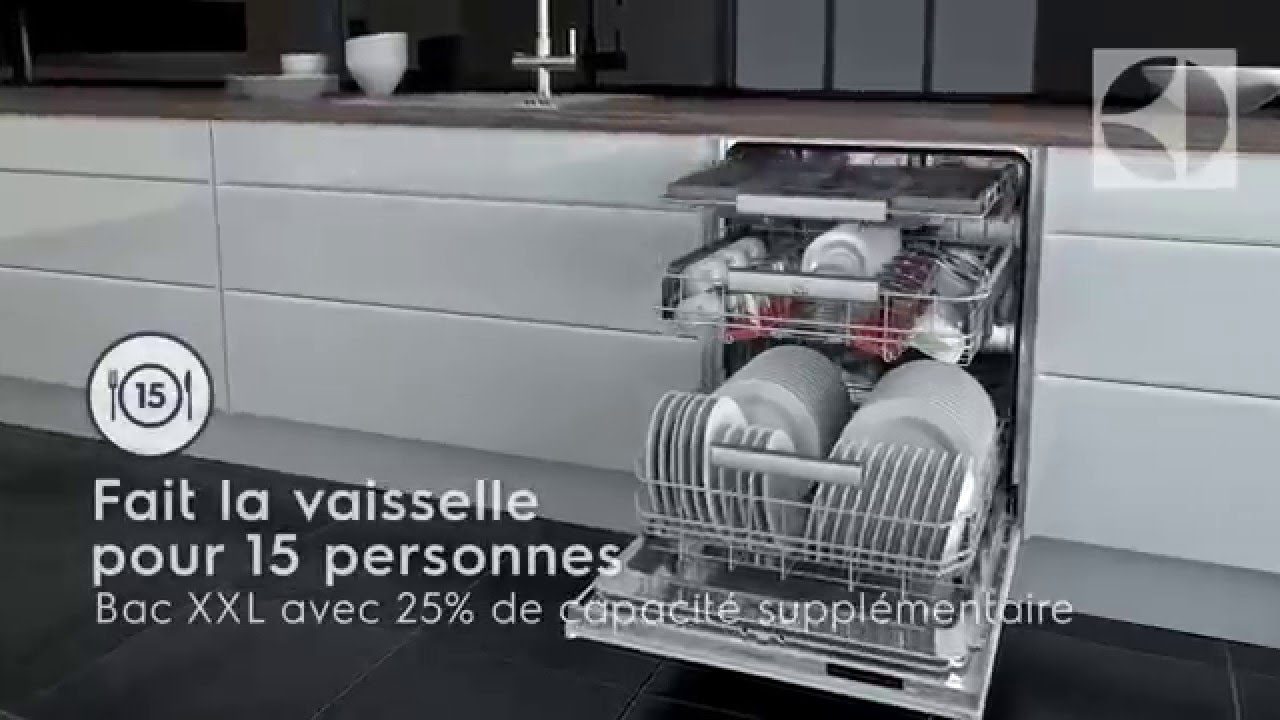 Lave Vaisselle Electrolux Youtube