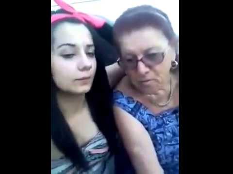 Ce mas fute acuma cine nu si Dori o bunica la fel