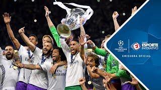Melhores Momentos - Juventus 1 x 4 Real Madrid - Final da Champions League (03/06/2017)