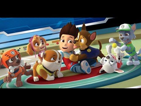 Paw patrol patrulla de cachorros, Dibujos animados para niños ...