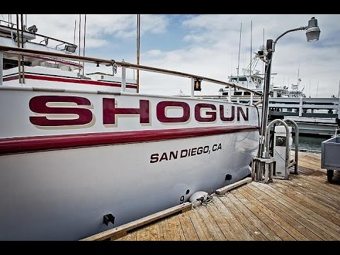 """ OFFSHORE FISHING WITH SHOGUN SPORT FISHING 2014 """