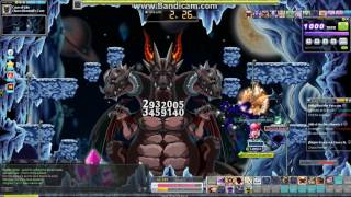 Reboot lvl. 205 Demon Slayer vs. Chaos Horntail