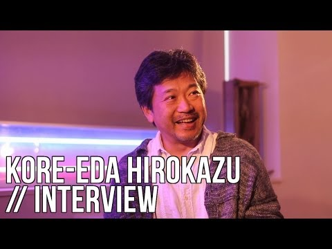 Hirokazu Kore-eda Interview - The Seventh Art