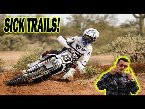 Corner Tracks And Trails In Arizona! | JMC Racing