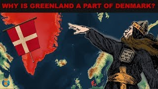 Why is Greenland a part of Denmark?
