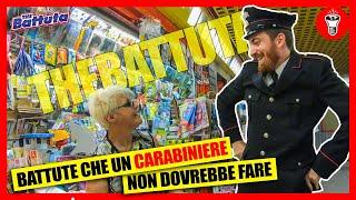 Battute Che Un Carabiniere Non Deve Fare Agli Sconosciuti - [theBattuta] - [Candid Camera] - theShow