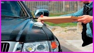 Как САМОМУ покрасить авто