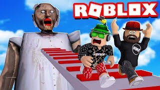 ROBLOX ESCAPE CRAZY GRANNY OBBY