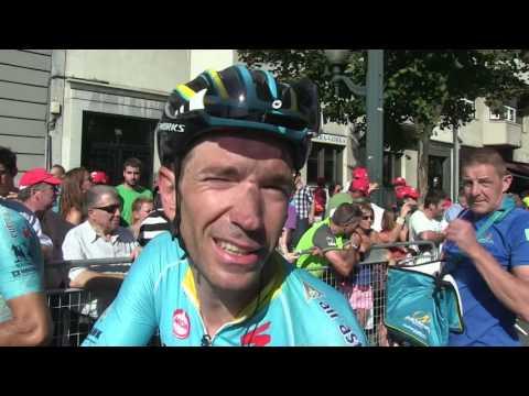 Alessandro Vanotti commenta la dodicesima tappa della Vuelta a España 2016
