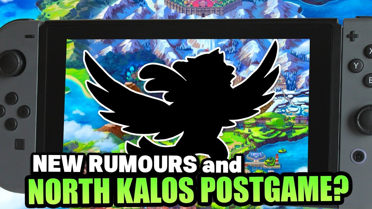 New Pokemon Sword And Pokemon Shield Rumours North Kalos Post Game