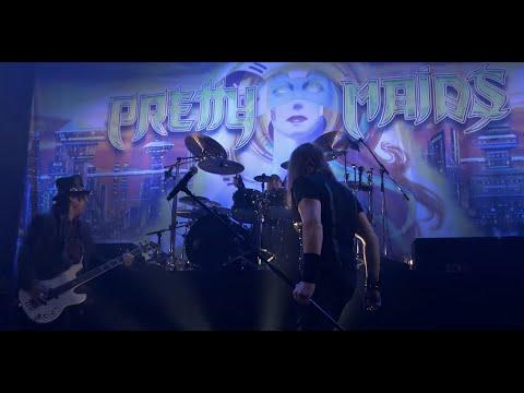 """Pretty Maids - """"Future World"""" (Live Video)"""