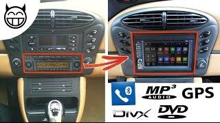 Boxster 986 : comment installer un autoradio MP3 + GPS - Tuto