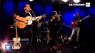 Hindi Zahra - «Un Jour» - Le Live