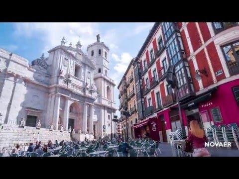 Valladolid Hyperlapse
