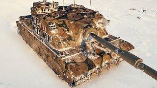 Tortoise - 11 Kills - World of Tanks Gameplay
