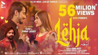 Lehja | Abhi Dutt ft. Faisu & Jannat | Vikram M | Official Video | Romantic Song 2021 | Blive Music