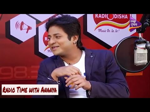 Radio Time With Ananya | Candid Talk With Babushan | Celeb Chat Show | Local Toka Love Chokha