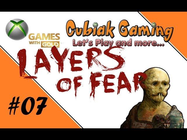 ICH BIN DER TELEFONMANN ★ Let's Play Layers of Fear #07