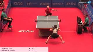 Мария Тайлакова vs Anastasia Bondareva (GER) | European Youth Championships 2019
