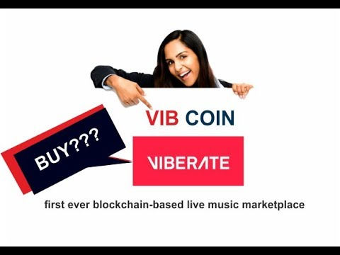 Viberate coin / Vib coin / vib token / vib ico review