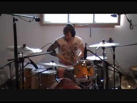 The Liabilities - Blatant Lies - Jamie Boyce Drum Video