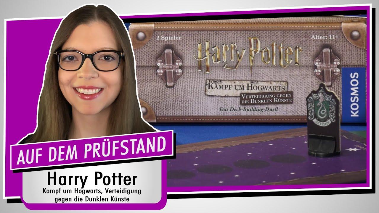 Spiel doch mal HARRY POTTER Verteidigung gegen die Dunklen Künste! - Brettspiel Rezension Test #375