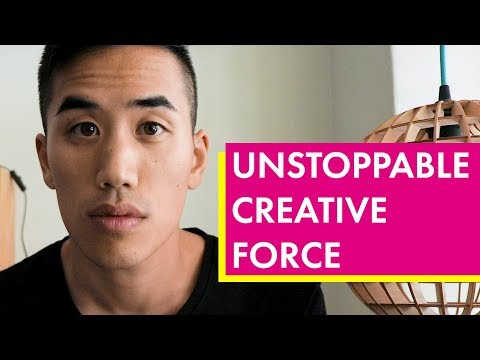 Become an Unstoppable Creative Force: 3 Techniques