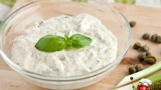 Белый соус к мясу - рецепт