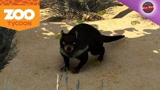 SCARY TASMANIAN DEVILS & CUTE BABY TIGERS   | ZOO TYCOON | PC GAMEPLAY EP 4