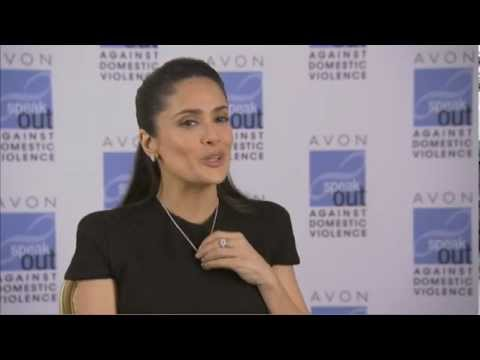 2013 Avon Communications Awards - Salma Hayek Pinault