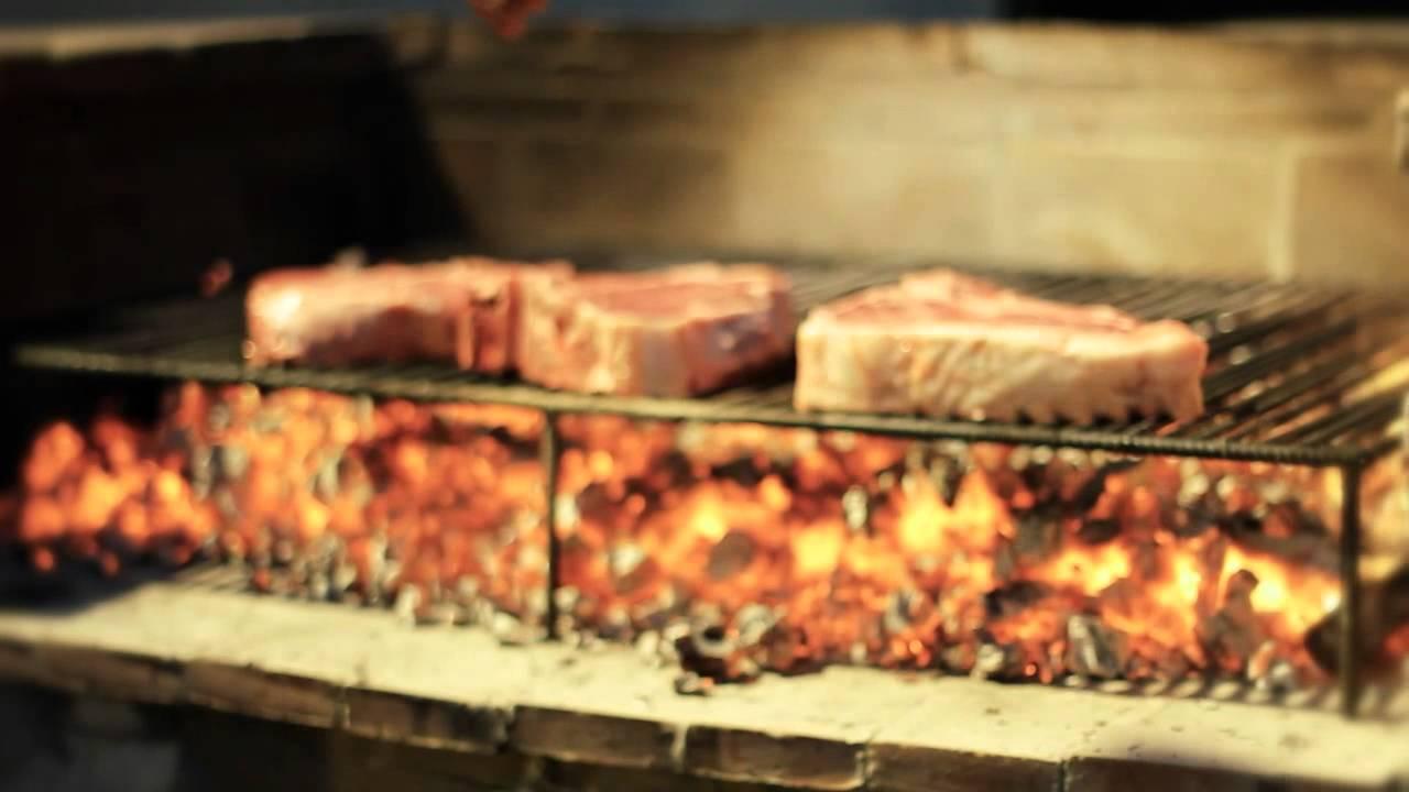 Ricetta - Bistecca fiorentina alla brace - Le ricette ...
